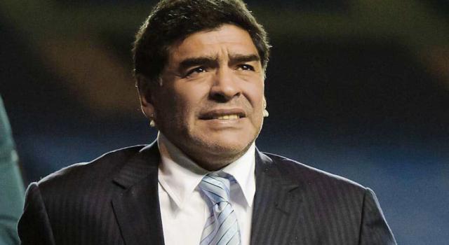 """Maradona, l'ultimo messaggio audio: """"Prenditi cura di…"""""""