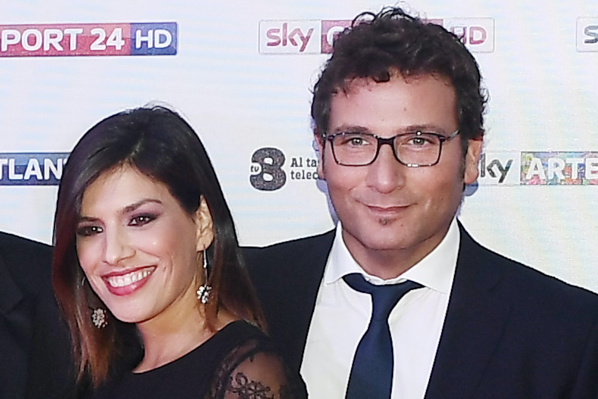 Stefania Pinna e Alessio Viola