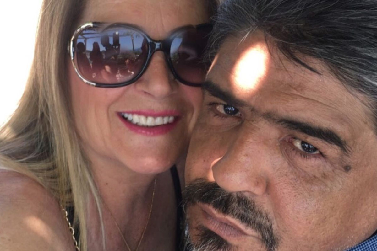 Paola Morra Hugo Maradona