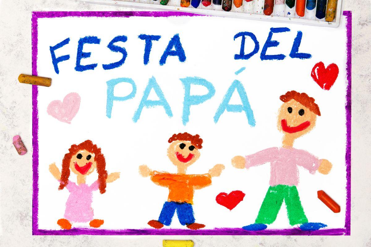 Disegno festa del papà