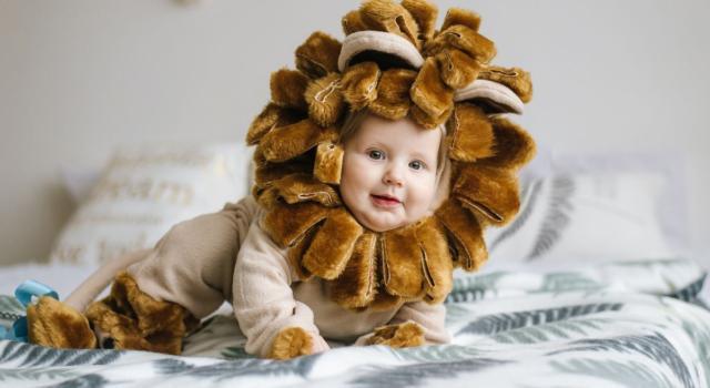 Vestiti di carnevale per neonati? Ecco le idee più originali