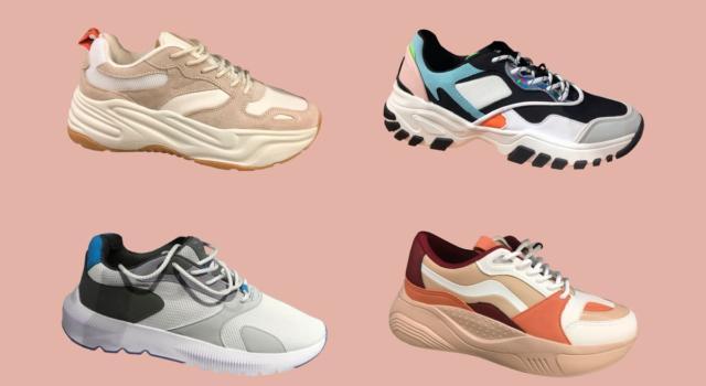 Le sneakers da abbinare su tutto? Sono quelle di Charlotte Casiraghi