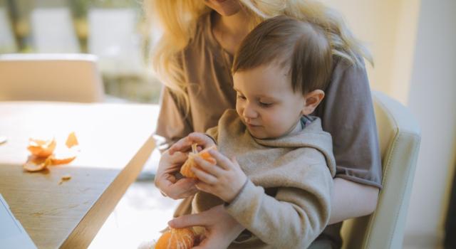 L'importanza della vitamina C per i bambini