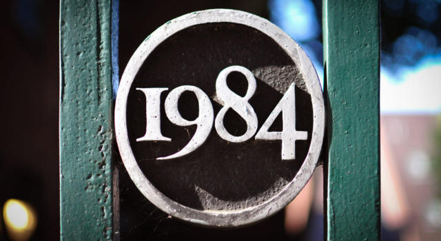 1984: il romanzo di George Orwell diventa una serie TV