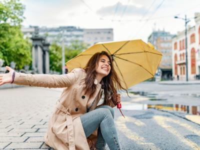 Allerta fashion: come scegliere un look a prova di pioggia