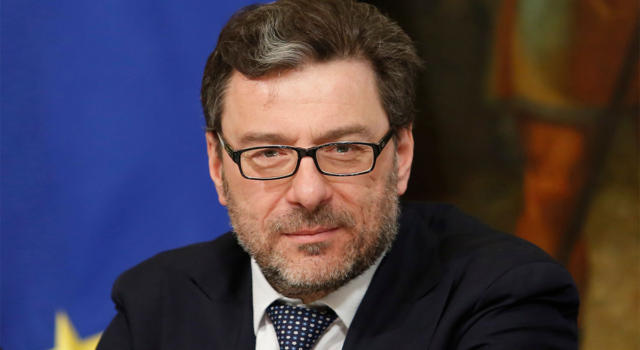 Chi è Giancarlo Giorgetti, ministro dello Sviluppo economico