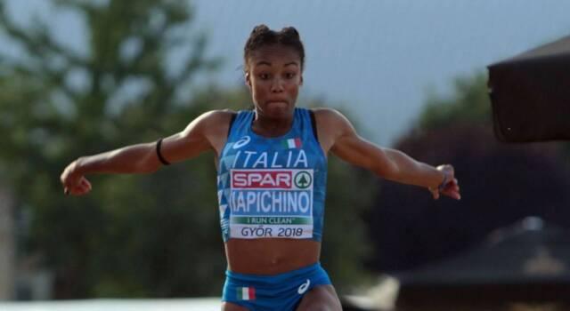 Dallo spot Kinder, all'atletica (e ai record): ecco chi è Larissa Iapichino, la figlia di Fiona May!