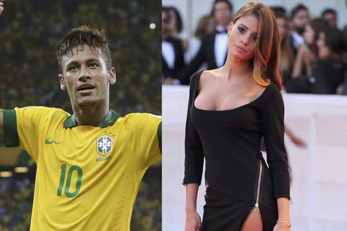 Neymar Chiara Nasti
