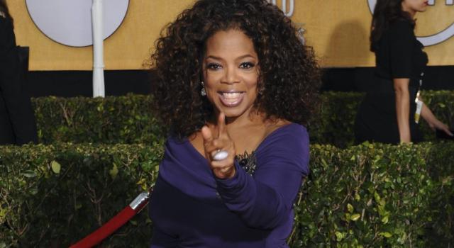 """Oprah Winfrey shock: """"Abusata da mio cugino quando avevo 9 anni"""""""