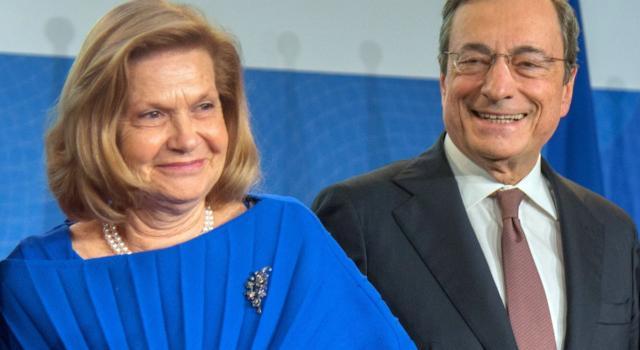 Chi è la moglie di Mario Draghi, Maria Serenella Cappello: dalle nobili origini alla vita privata