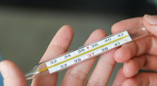 Come varia la temperatura corporea in gravidanza?