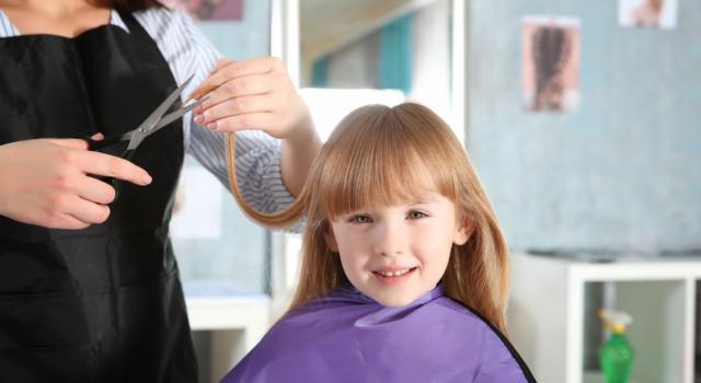 Tagli di capelli per bambina ecco quelli che non tramonteranno mai