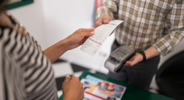 Lotteria degli scontrini, prima estrazione: ecco come sapere se hai vinto