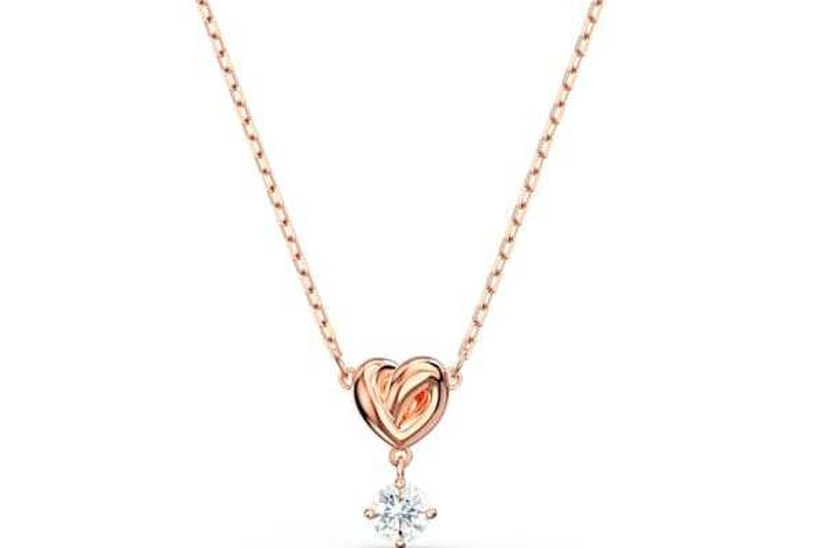 Lifelong Heart Swarovski