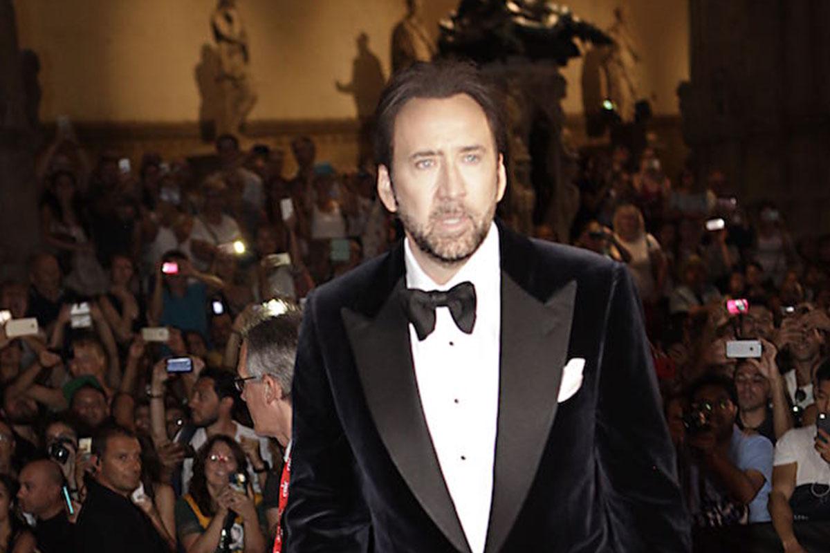 Nicolas Cage. Credits: Cotril