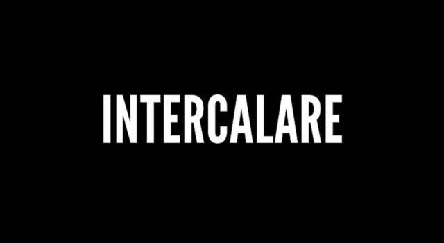 Cosa significa intercalare?