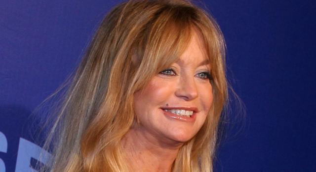 Tutto su Goldie Hawn: dal Premio Oscar al matrimonio con Kurt Russell