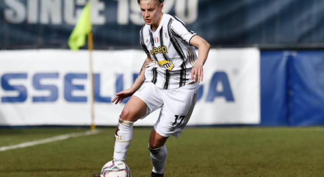 Chi è Lina Hurtig, l'attaccante svedese della Juventus Women