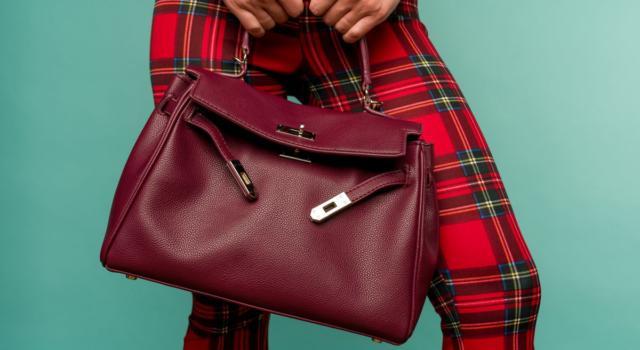 Hermès realizza l'iconica Victoria Bag sostenibile