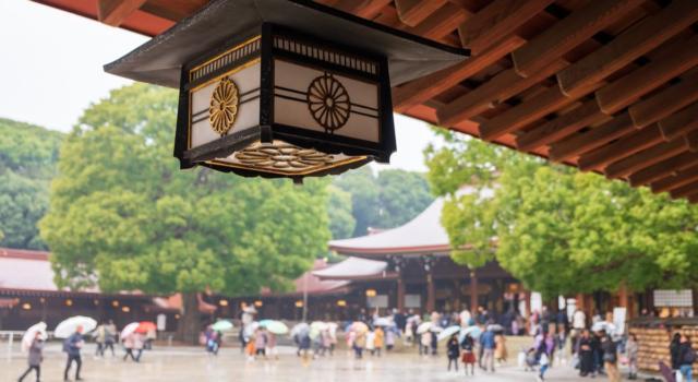 Come fare lampadario in carta giapponese