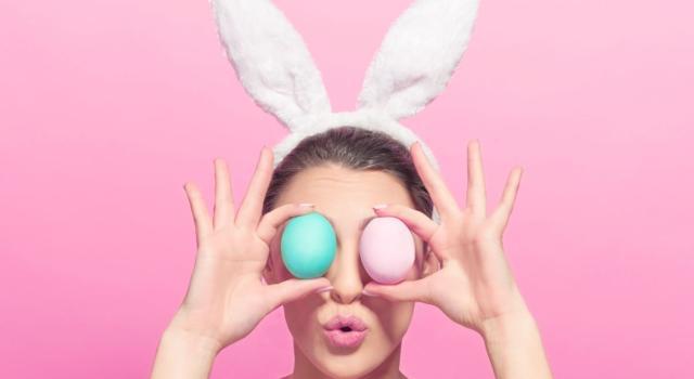 Le uova di Pasqua si fanno belle e profumate: eccole in versione beauty