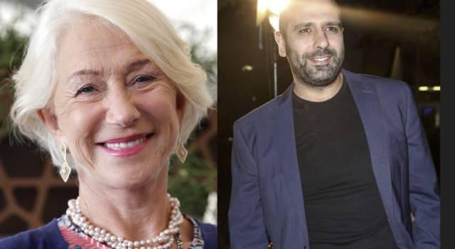 Checco Zalone balla con Helen Mirren: 'La Vacinada' invita a sottoporsi al vaccino