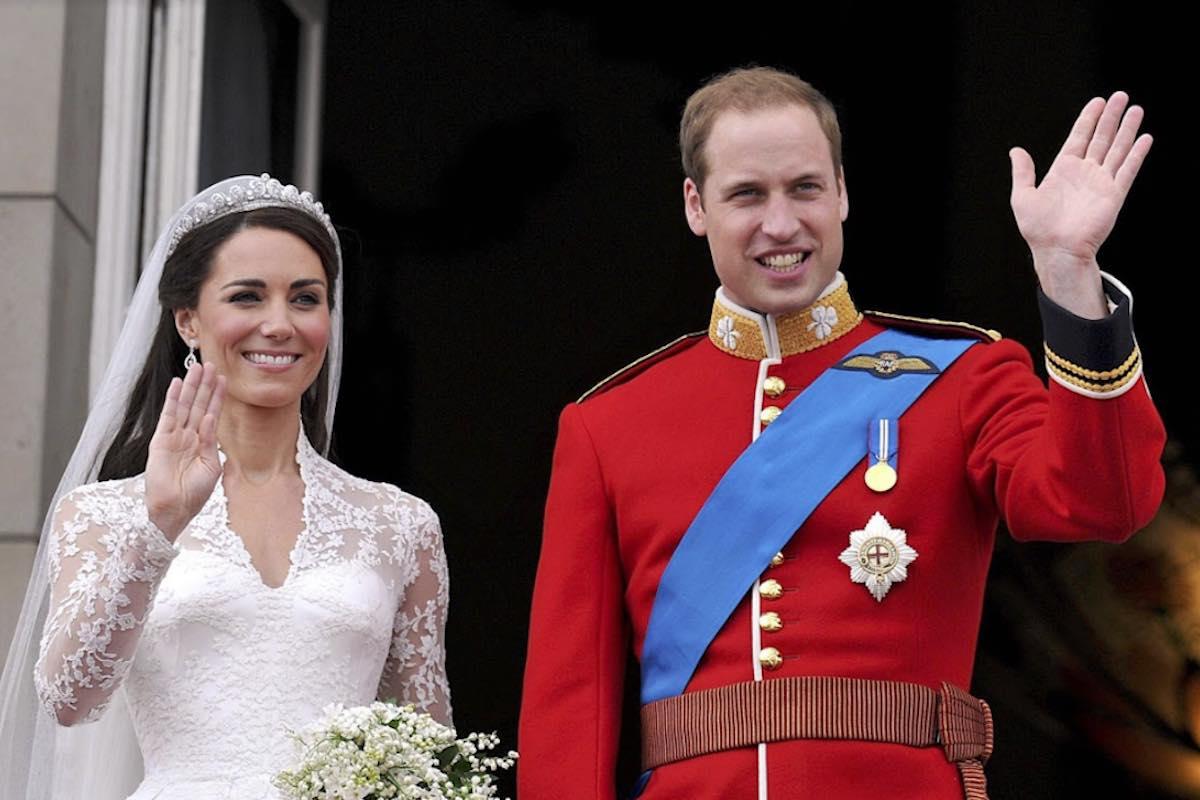 Kate Middleton Principe William