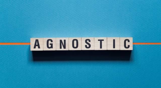 Cosa significa agnostico?