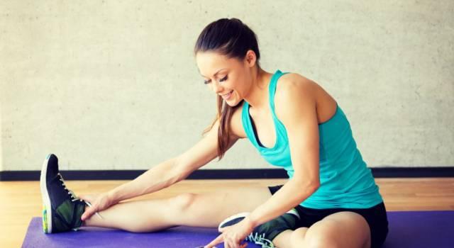 Che cos'è il fitness pilates
