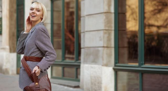 Come indossare i blazer dell'autunno 2016