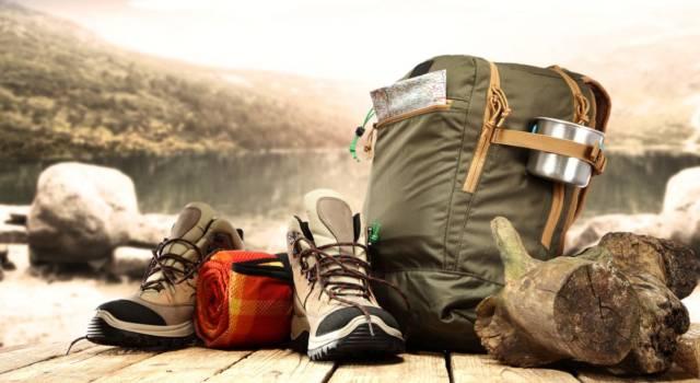 Cosa mettere nello zaino: i must have per una gita e per una sessione di trekking