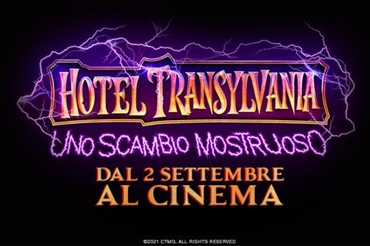 Hotel Transylvania: Uno scambio mostruoso immagine promozionale
