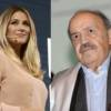 """Maurizio Costanzo su Diletta Leotta: """"Dovrebbe staccare dai social"""""""