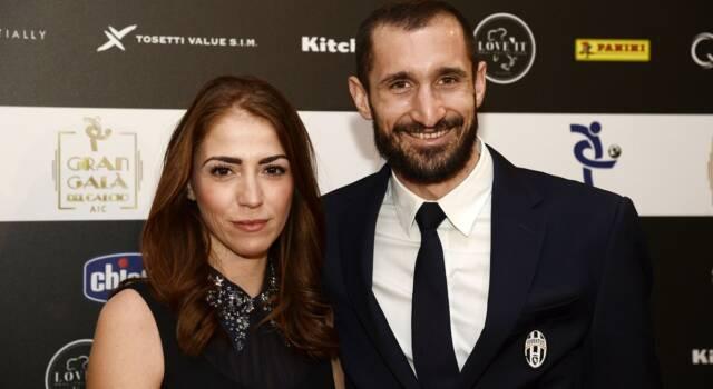 Chi è Carolina Bonistalli, la moglie di Giorgio Chiellini