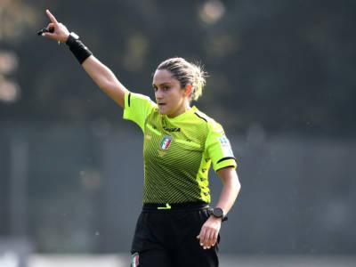 Chi è Maria Marotta, il primo arbitro donna in serie B