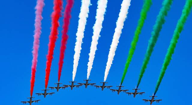 Vorresti diventare un pilota delle Frecce Tricolori? Ecco come fare e quanto si guadagna