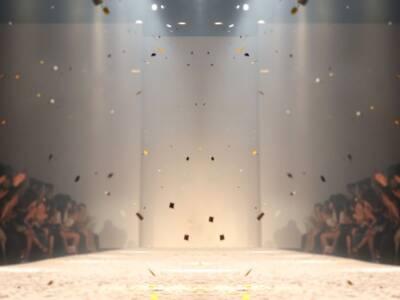 E luce fu: la collezione Armani Privé acceca la Parigi Fashion Week 2021