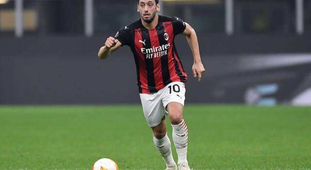 Chi è Hakan Calhanoglu, il centrocampista turco del Milan