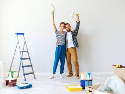 Come pitturare una parete: dalla preparazione del muro alla tinteggiatura