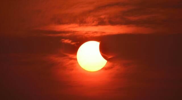 Cosa significa eclissi anulare?