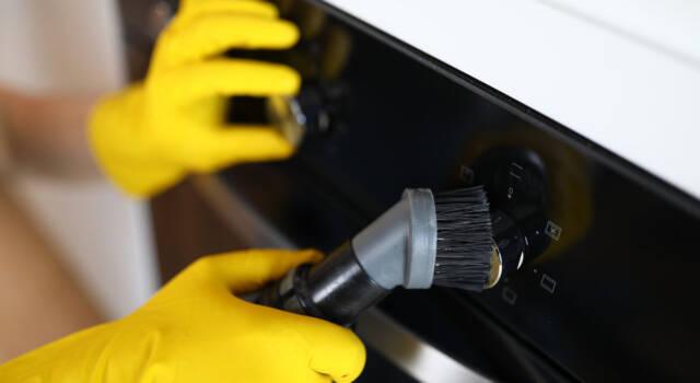 Come pulire il forno a vapore in modo naturale: le regole da seguire