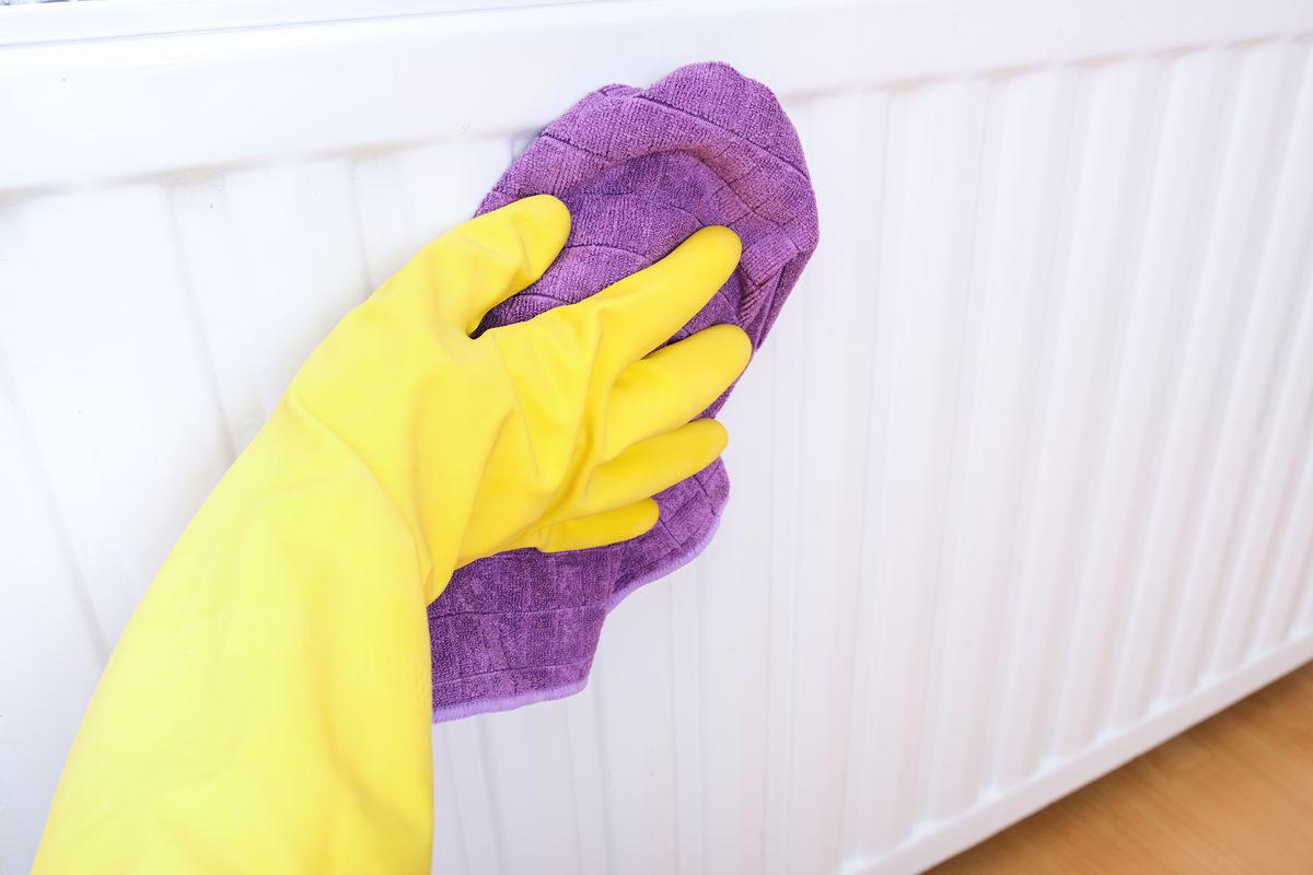 pulizia termosifone
