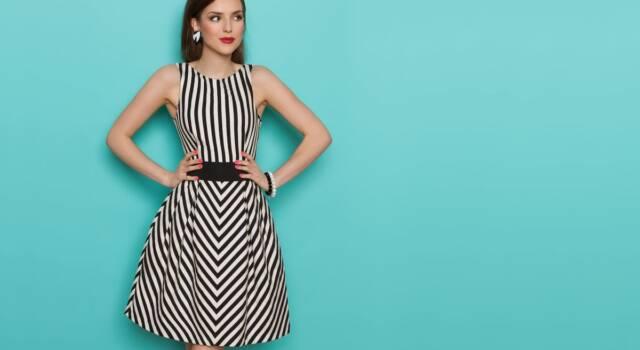 Look da sera d'estate: gli abiti romantici e pret-a-porter