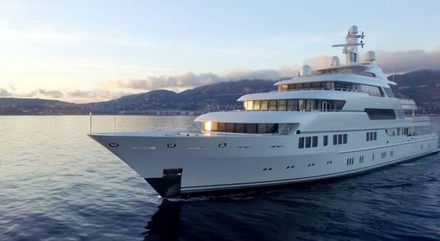 Lo yacht più grande del mondo? Ecco qual è