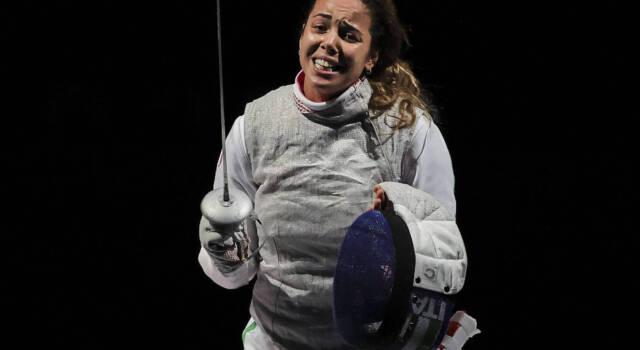 Chi è Alice Volpi, campionessa italiana di fioretto
