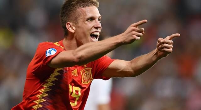 Chi è Dani Olmo, l'ala della Spagna che avrebbe voluto giocare nella Croazia