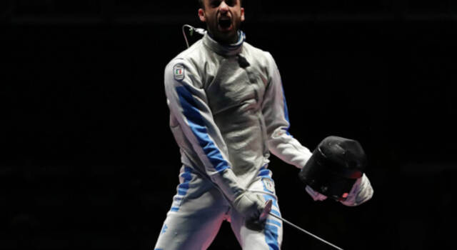 Chi è Daniele Garozzo, schermidore e campione olimpico