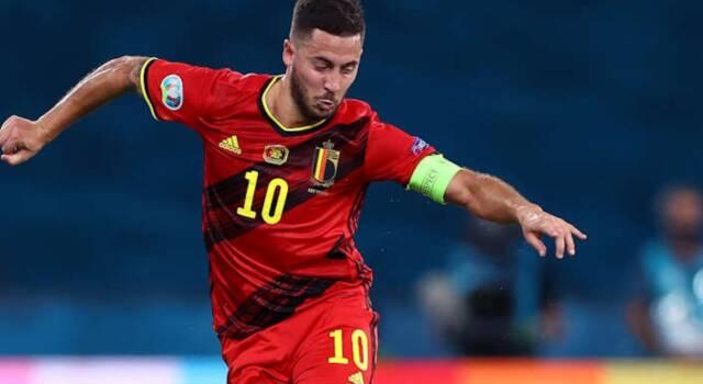 Tutto su Eden Hazard, per il fantasista del Belgio il calcio è una questione di famiglia