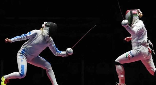 Tokyo 2020, meravigliose le ragazze della spada: è bronzo!