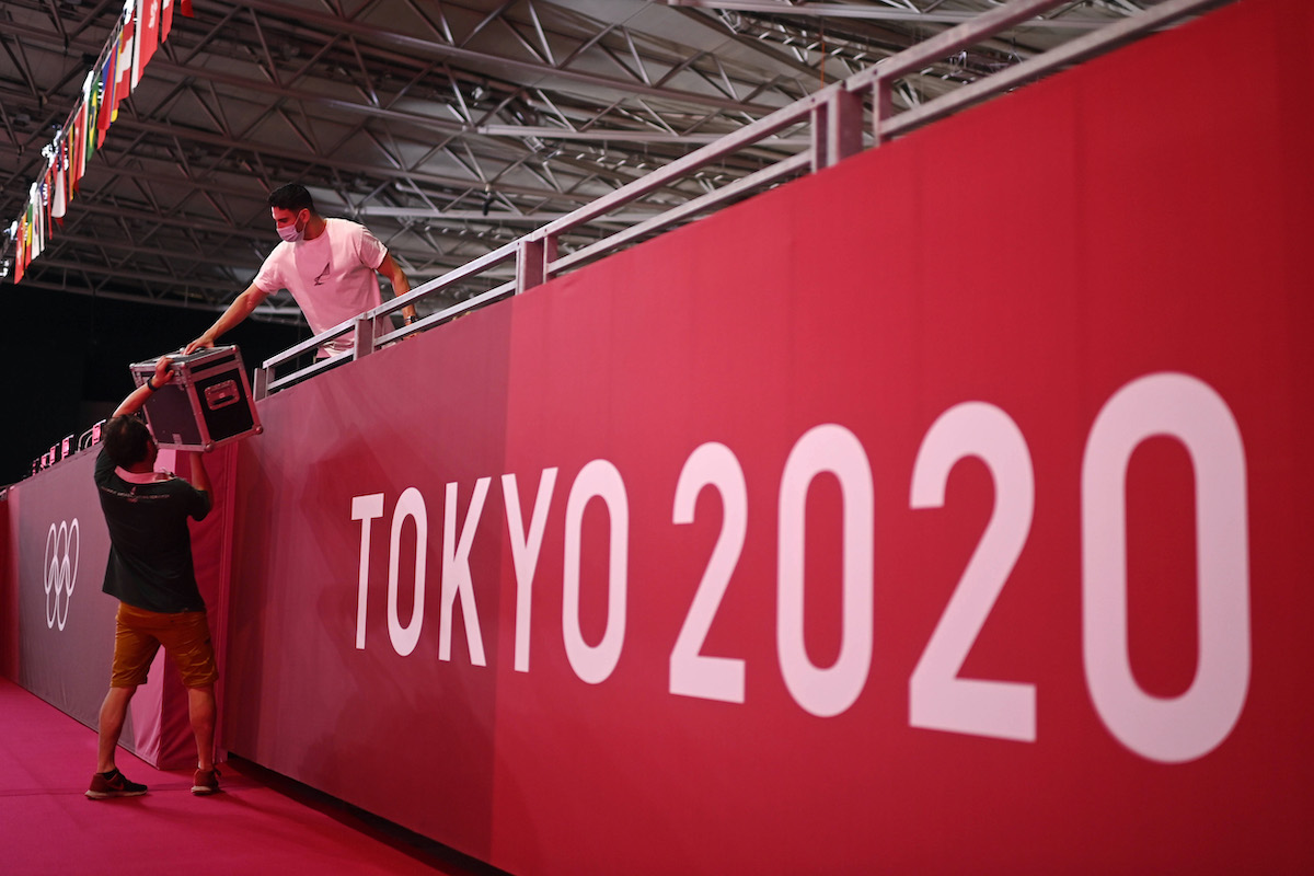 Olimpiadi Tokyo 2020